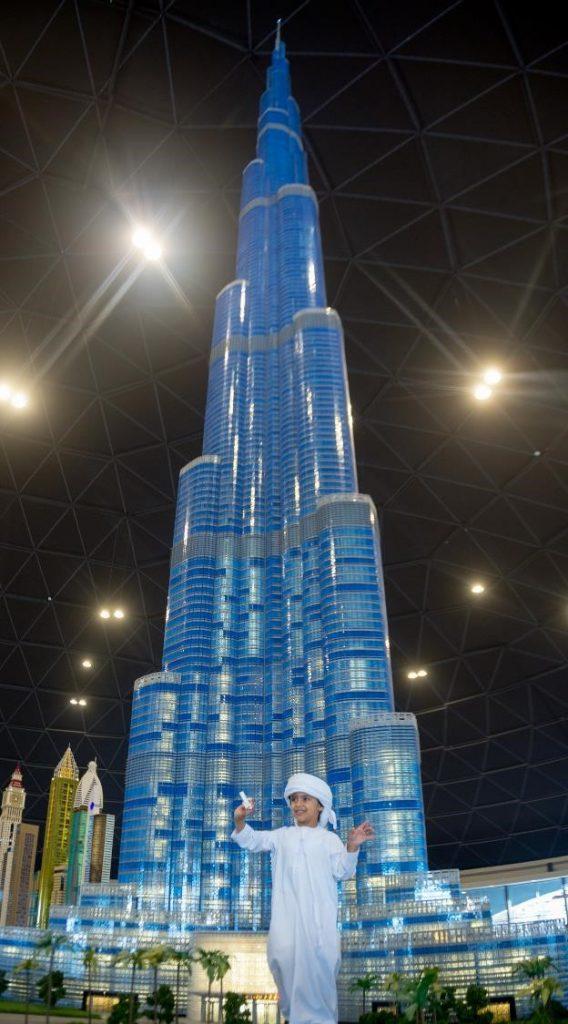 LEGOLAND® Dubai unveils world's tallest LEGO® building
